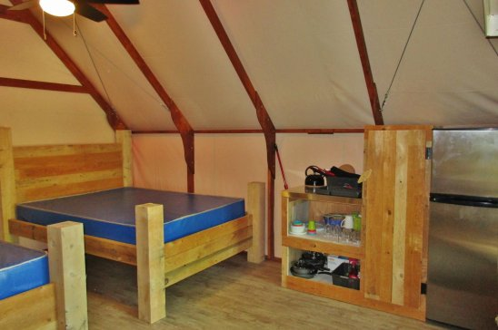 Camping Lac des Plaines
