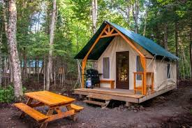 Camping Lac des Plaines, camping